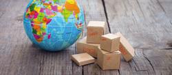 Globus und Pakete